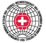 Poster Svjetskog nogometnog prvenstva održanog u Švicarskoj 1954. godine