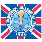 Logo Svjetskog nogometnog prvenstva održanog u Engleskoj 1966. godine
