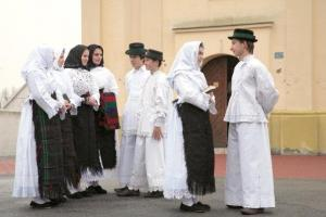 Korizmeno ruho iz Antina (Slavonija) (foto: Dražen Bota)